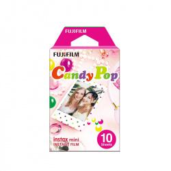Цветен филм FUJIFILM INSTAX mini Candy Pop (1x10)