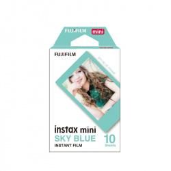 Цветен филм FUJIFILM INSTAX mini Blue Frame (1x10)