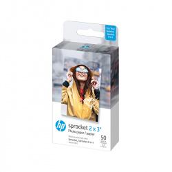 "Фотохартия Zink Paper 2x3"" за HP Sprocket, 50 броя"