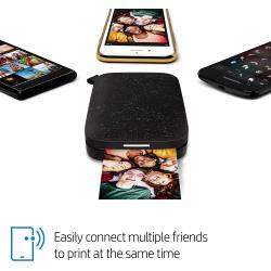 "Фото принтер HP Sprocket 2x3"" Black"