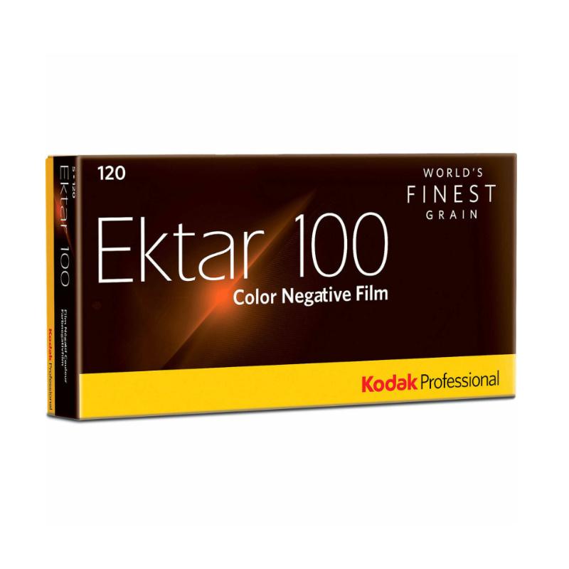 Цветен негативен филм KODAK Ektar 100 Professional, 120, 1 ролка