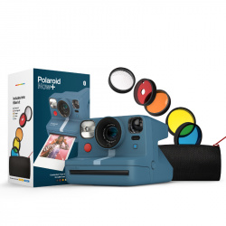 Фотоапарат Polaroid Now+ Calm Blue