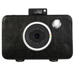 Кожен калъф Polaroid Snap Touch, Black