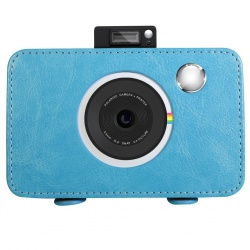 Кожен калъф Polaroid Snap Touch, Blue