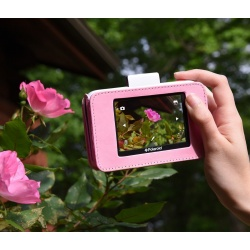 Кожен калъф Polaroid Snap Touch, Pink