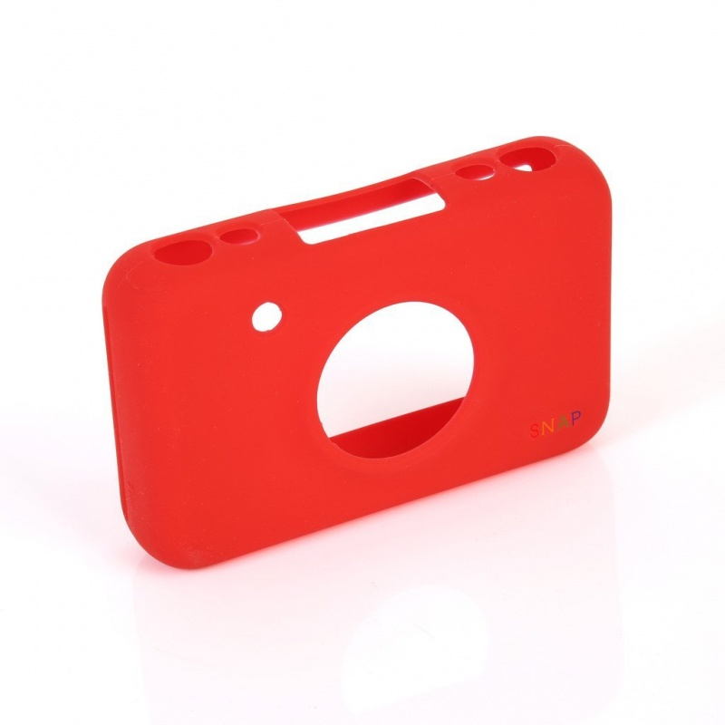 Силиконов калъф Polaroid Snap Silicone Skin, Red