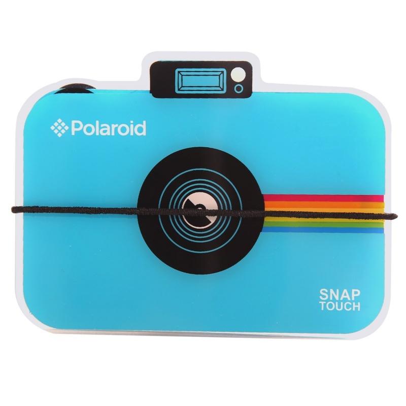 "Мини албум Polaroid Snap Touch за снимки 2х3"", Син"
