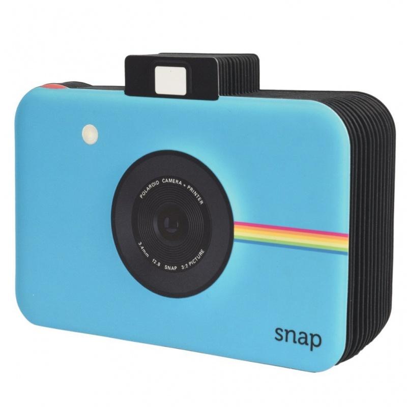 Албум Polaroid Scrapbook 12 страници, Син