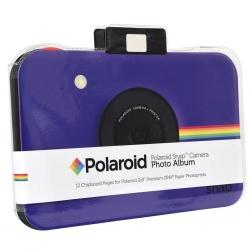 Албум Polaroid Scrapbook 12 страници, Лилав