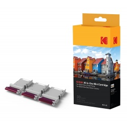 Патрон фото хартия и мастило Kodak, 30 броя