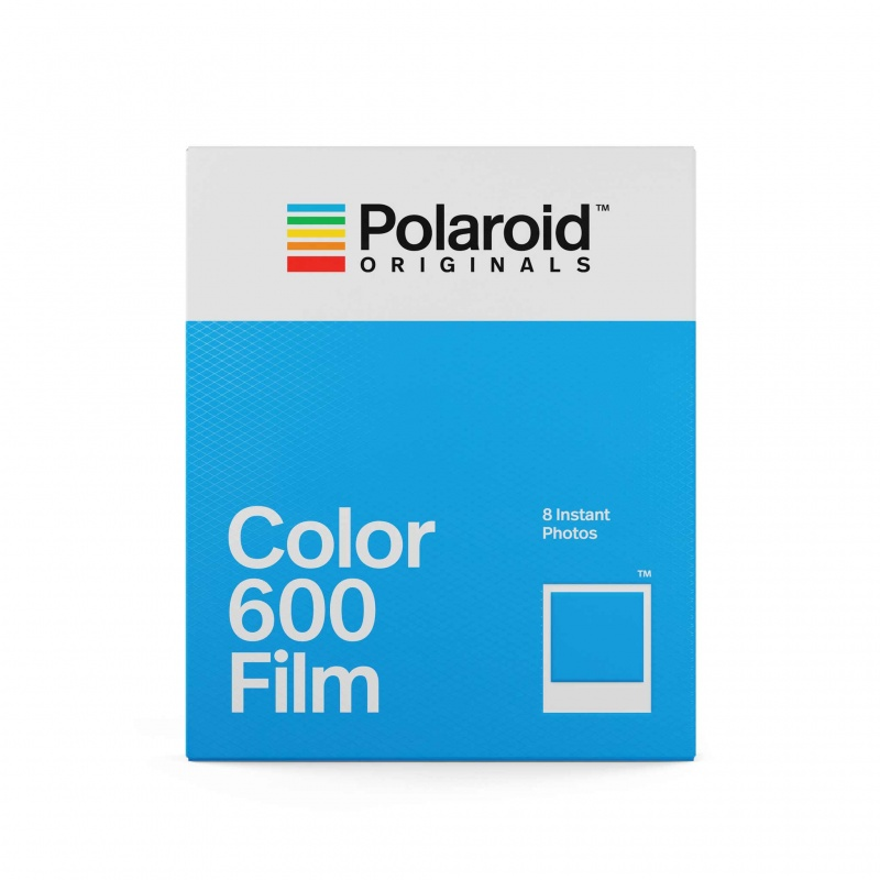 Филм Polaroid Originals Color 600 Film
