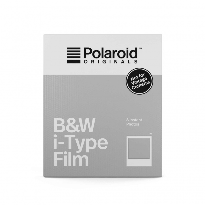 Филм Polaroid Originals B&W i-Type