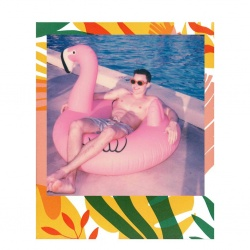 Филм Polaroid Originals Color 600 Film, Tropics Edition