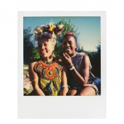 Филм Polaroid Originals Color i-Type set (1 color, 1BW)