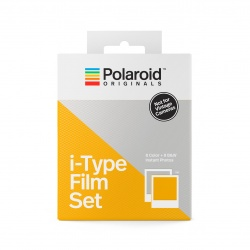 Филм Polaroid Originals Color i-Type set (1 color, 1BW)