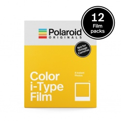 Комплект филм Polaroid Originals Color i-Type (12 бр.)