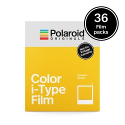 Комплект филм Polaroid Originals Color i-Type (36 бр.)