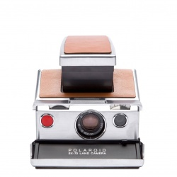 Фотоапарат Polaroid SX-70 Silver-Brown (refurbished)