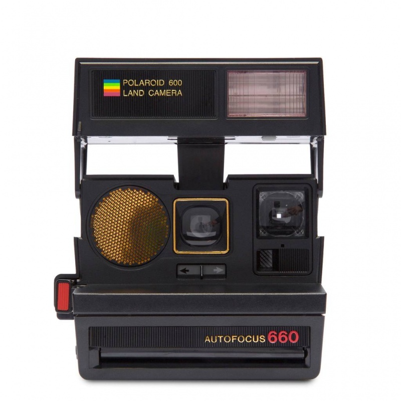 Фотоапарат Polaroid Sun 660 Autofocus (refurbished)