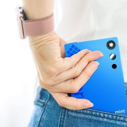Фотоапарат Polaroid MINT Shoot print blue