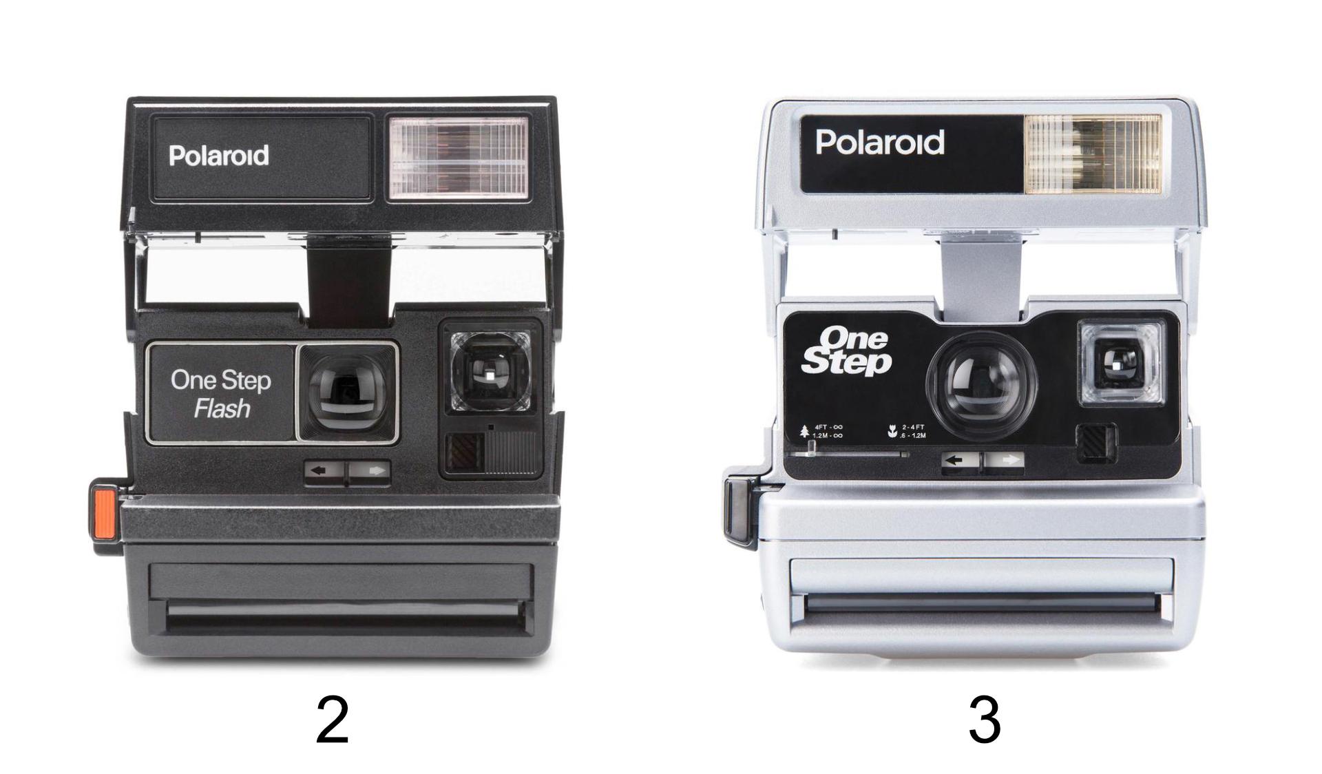 Фотоапарат Polaroid 600