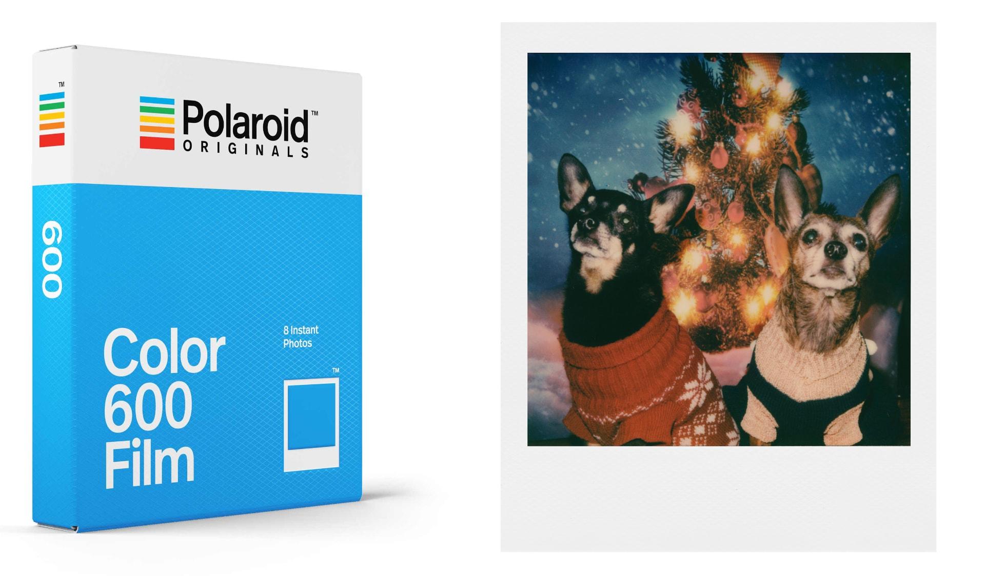 Филм 600 Polaroid