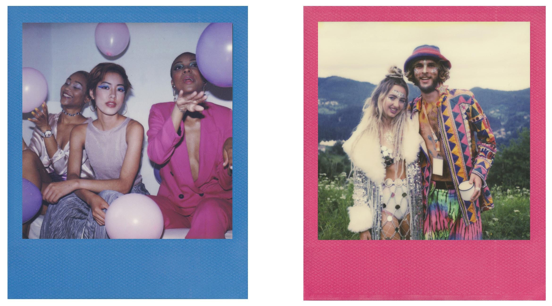 Film 600 Color Frame