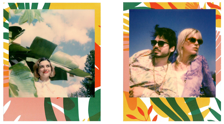 Film 600 Tropics Frame