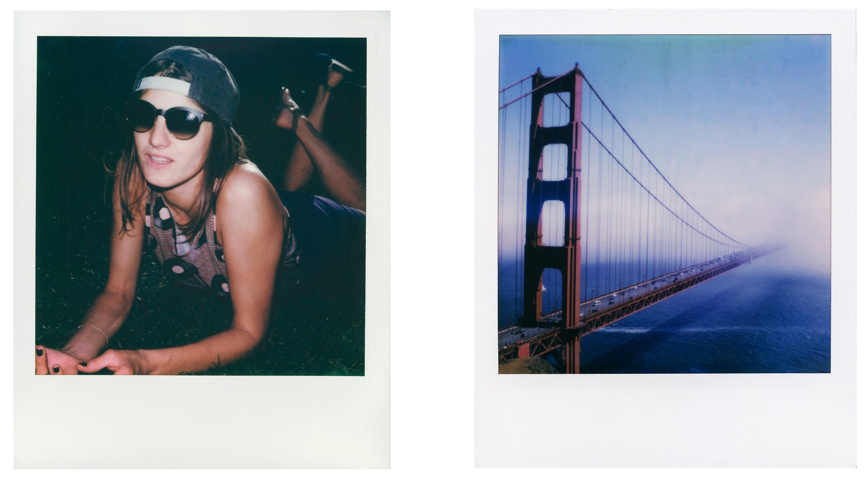 Полароид Polaroid i-Type, Film 600