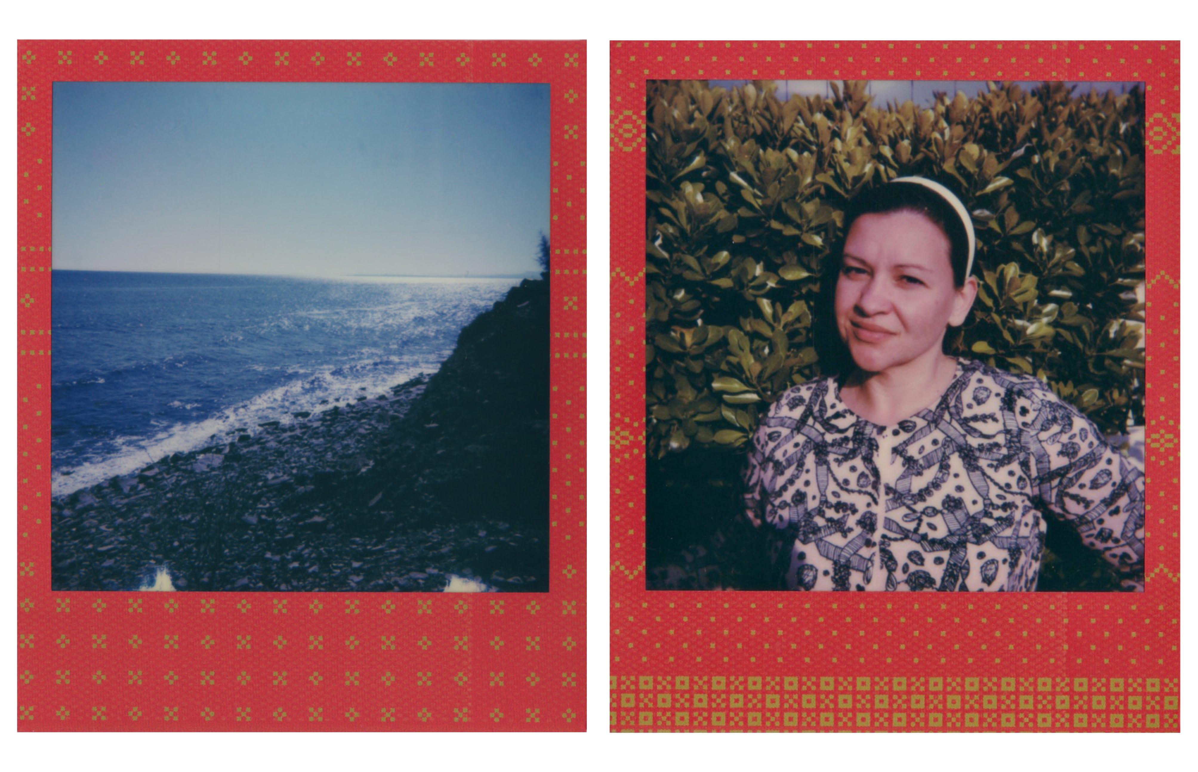 Фотоапарат за моментни снимки Polaroid SUN 660