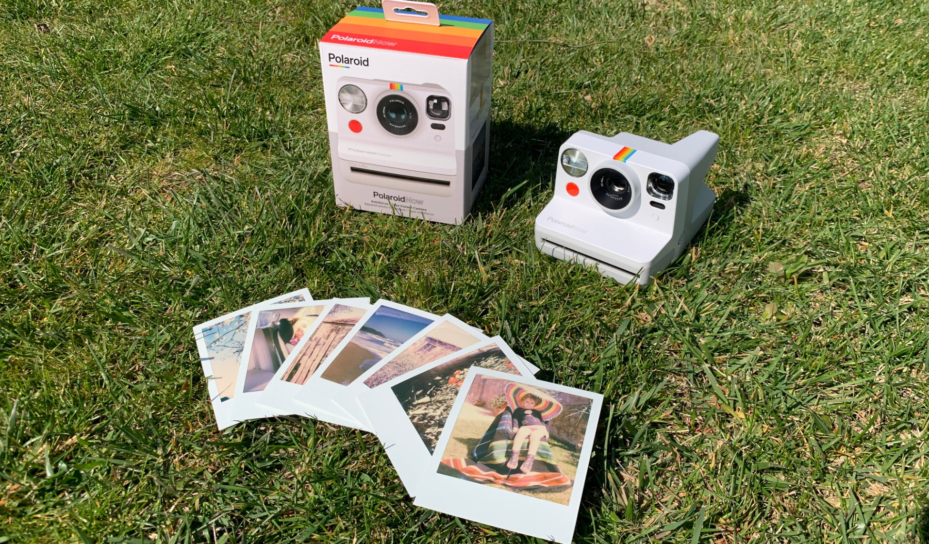 Инстантен фотоапарат Polaroid Now