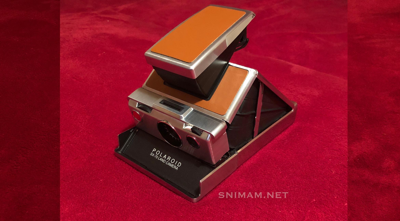 Polaroid SX-70 LandCamera