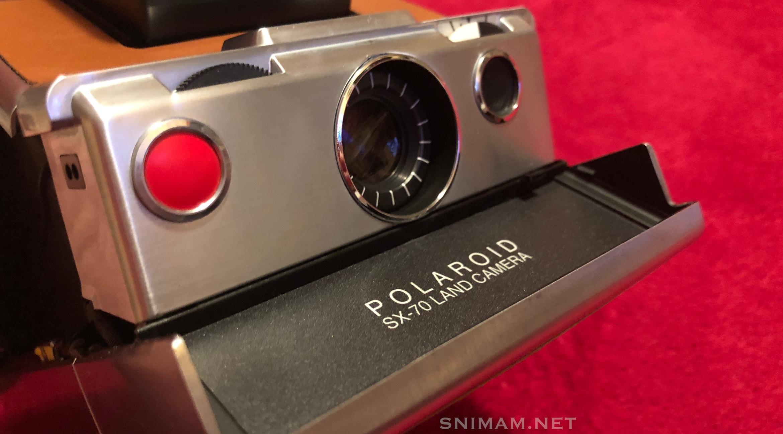 Фотоапарат Polaroid SX-70