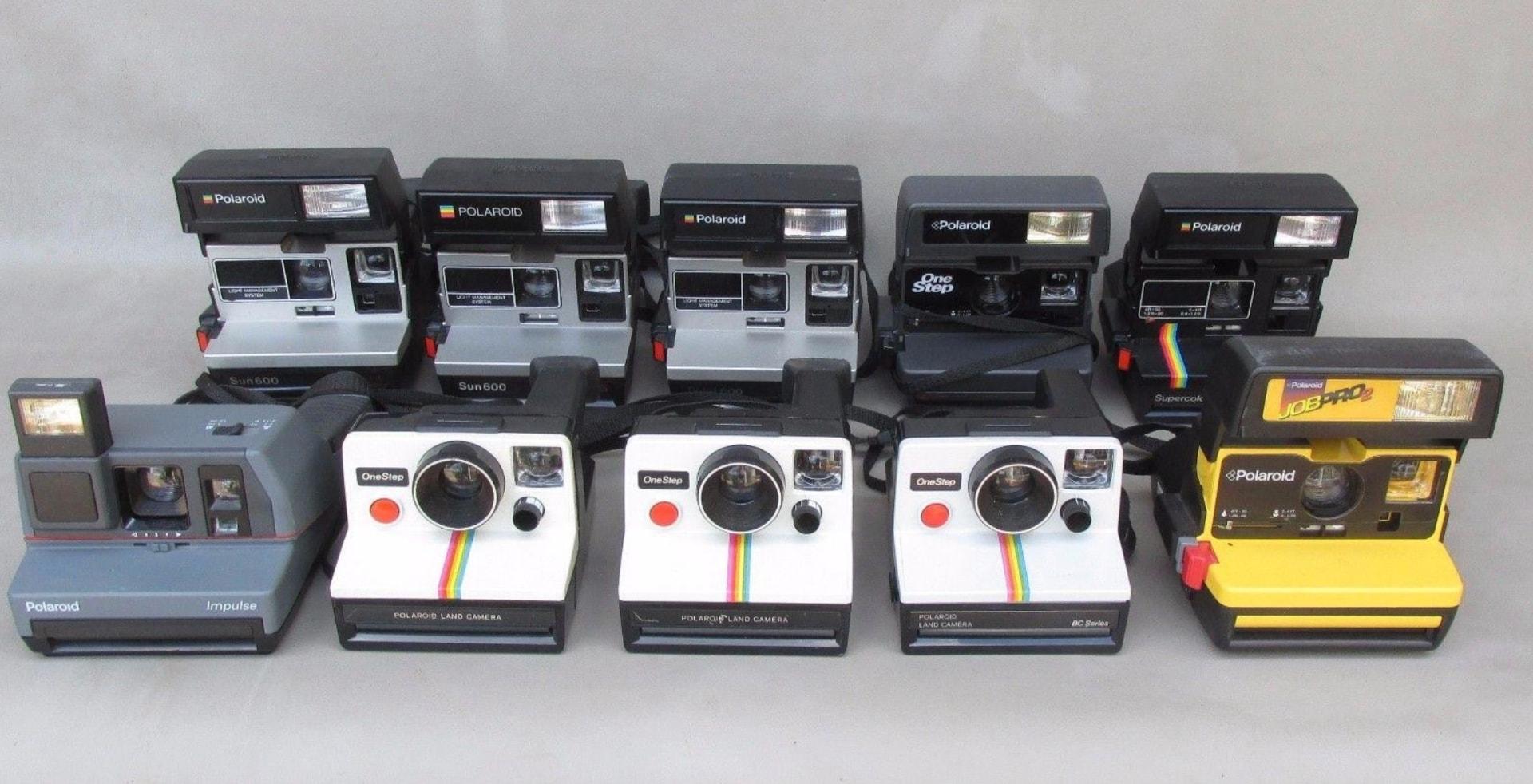 Фотоапарати Polaroid