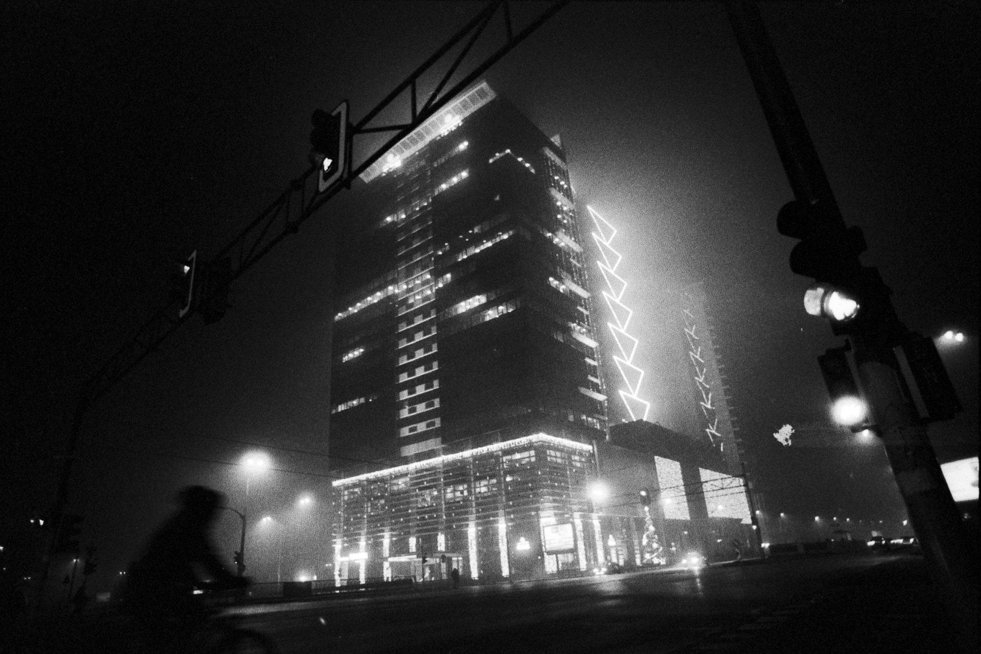 София през нощта