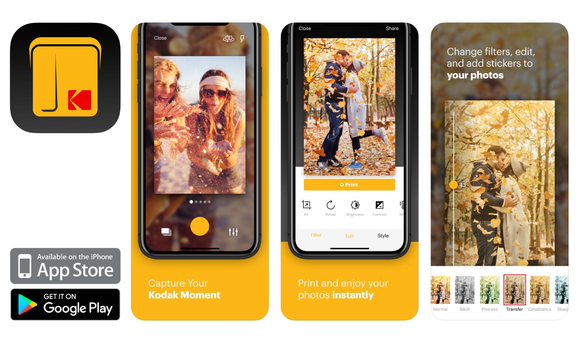 Инстантен фотоапарат Kodak Classic