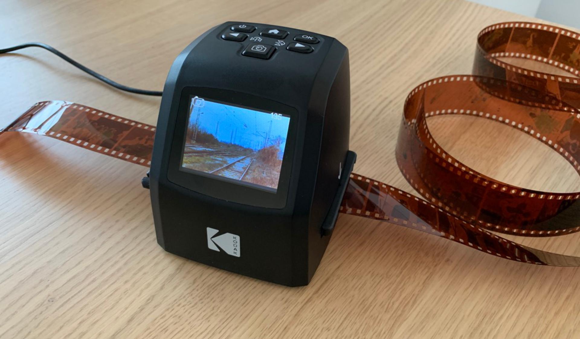 Скенер за филми