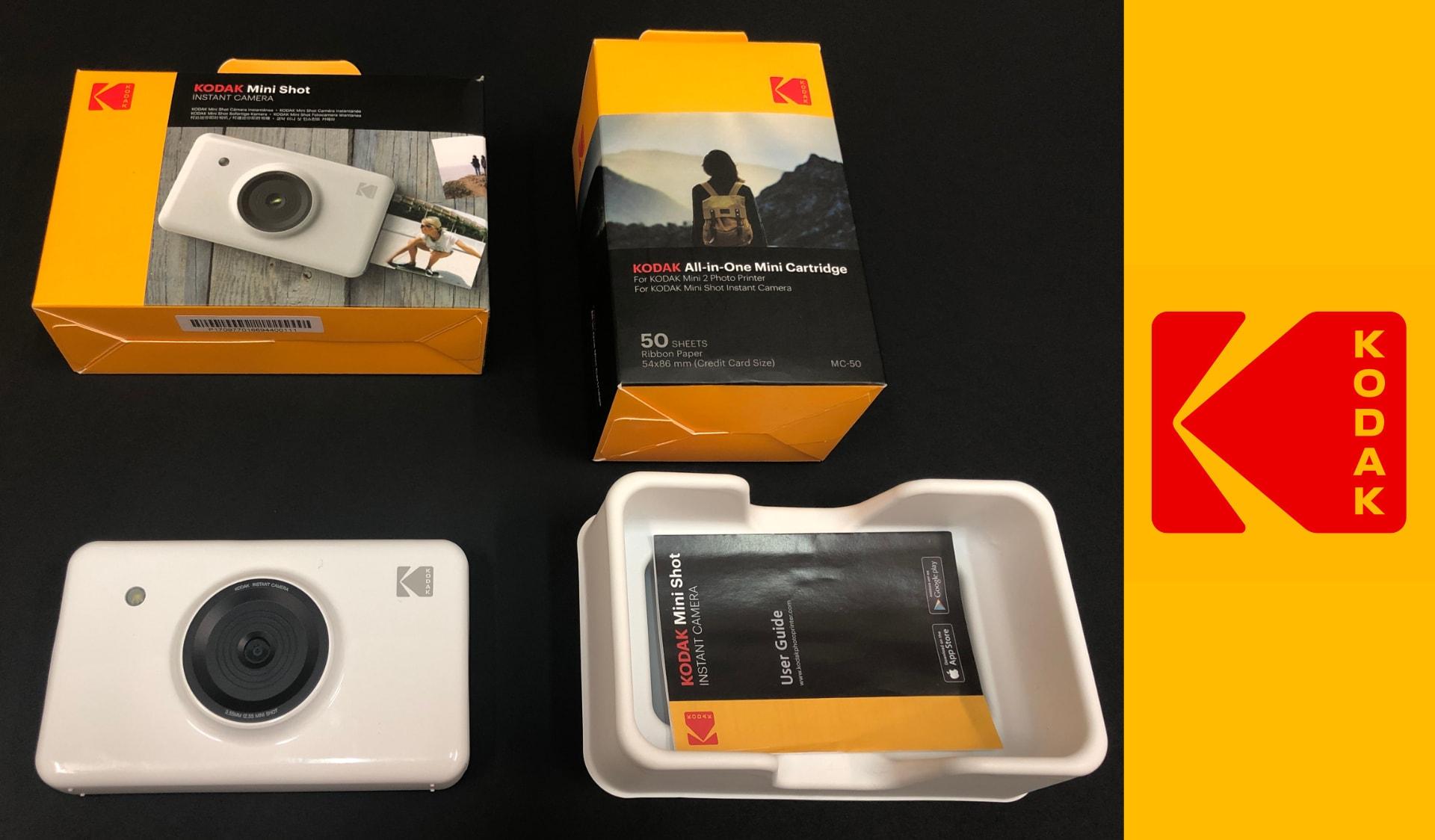 Фотоапарат за моментални снимки Kodak