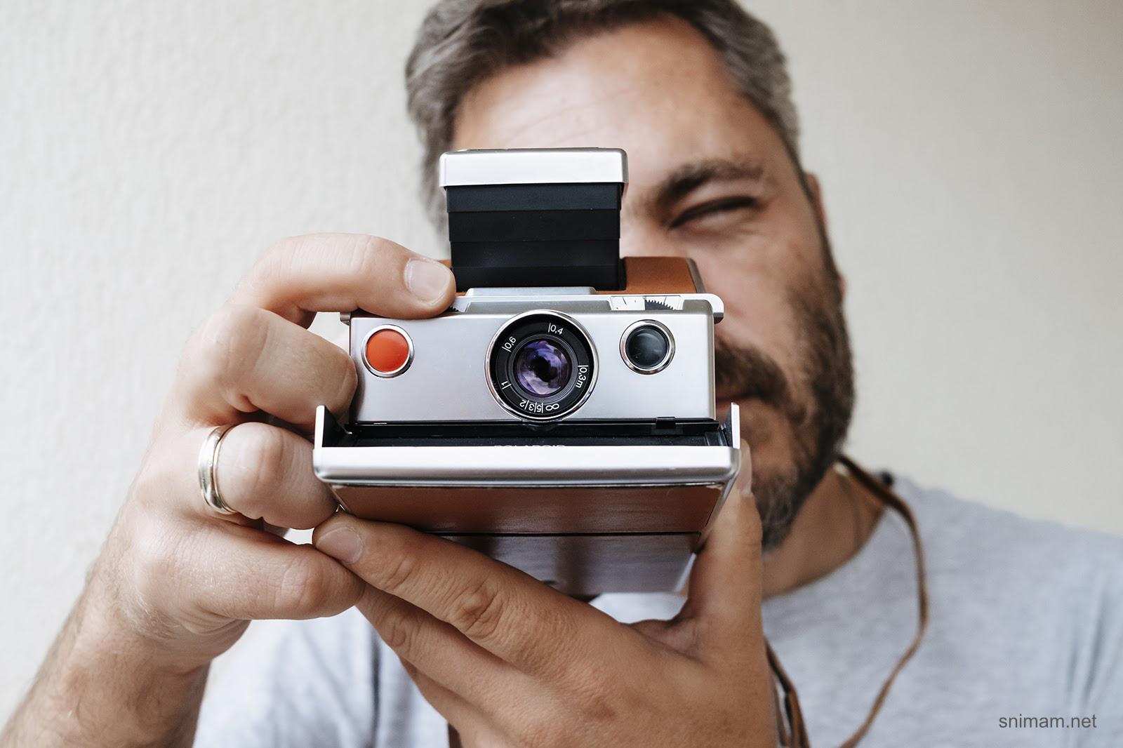 Снимки с Polaroid SX-70