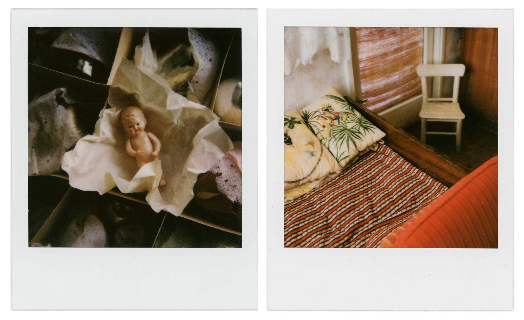 Пенко, снимка с Polaroid SX-70