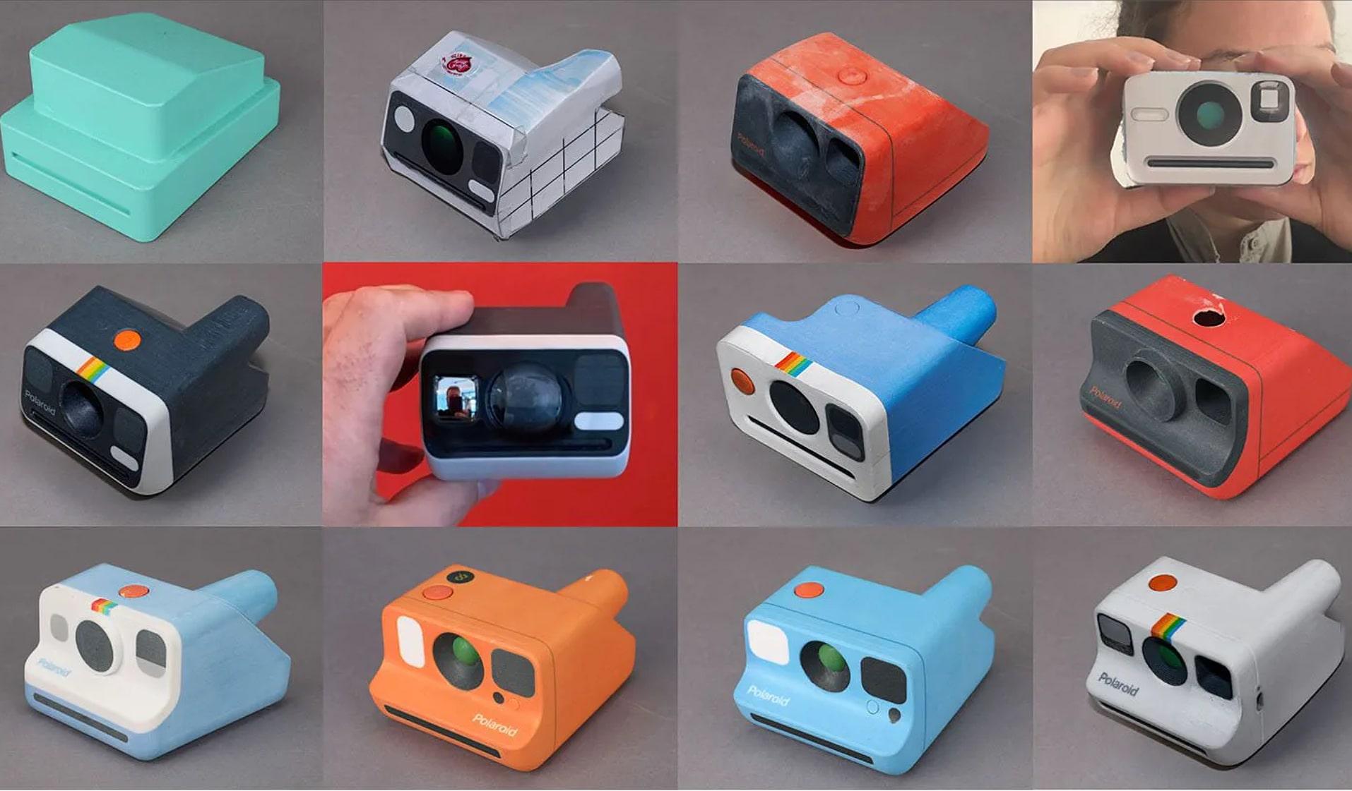 Фотоапарат Polaroid GO