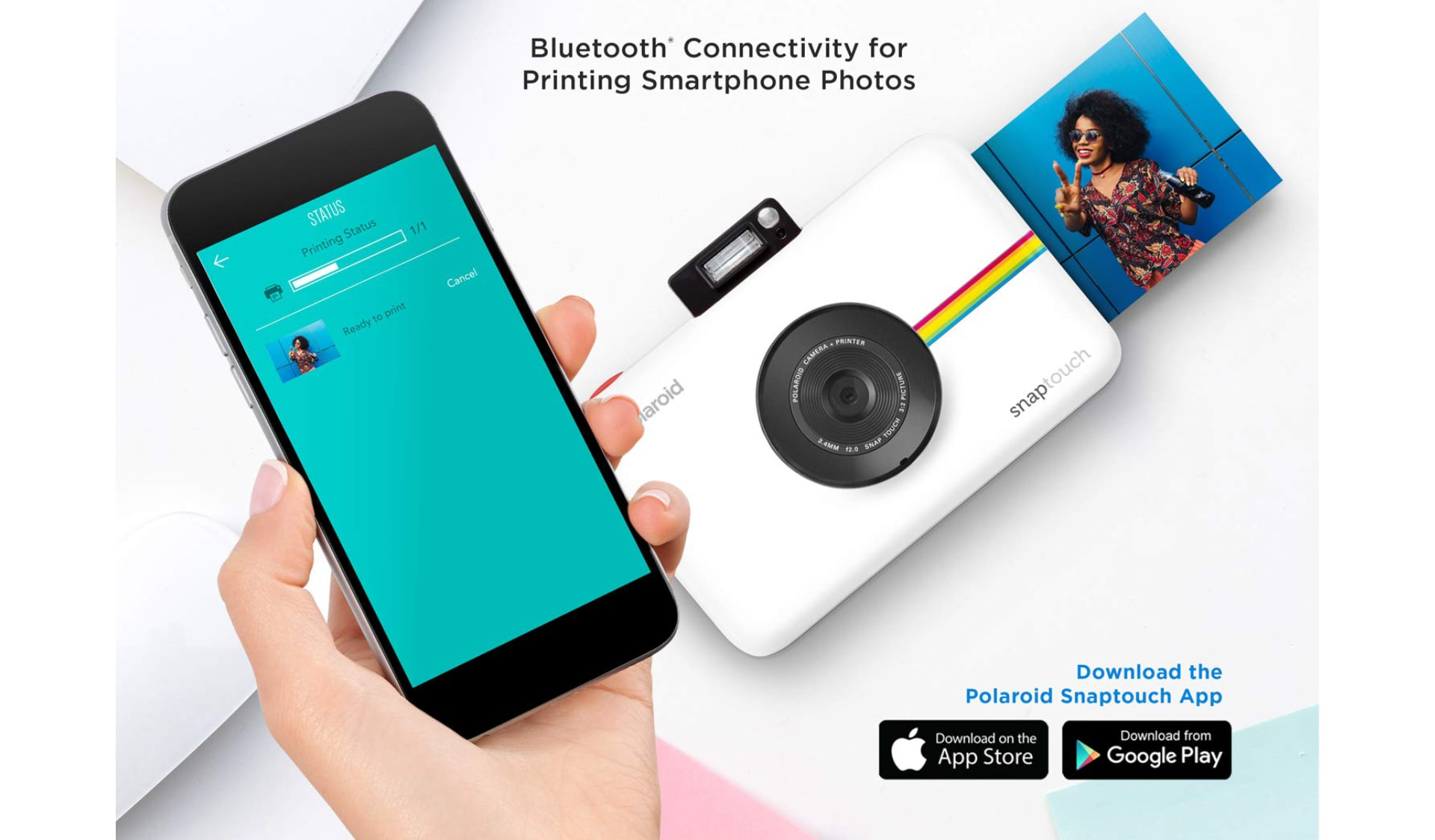 Инстантен фотоапарат Polaroid
