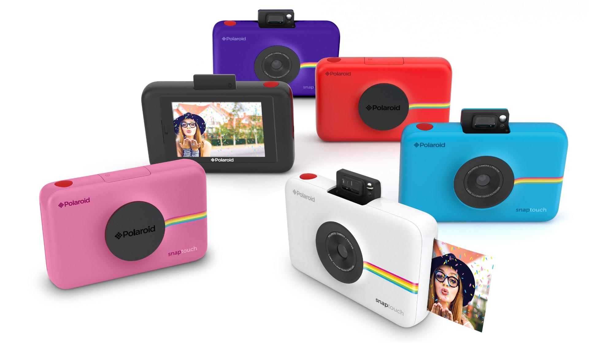 Фотоапарат за инстантни снимки Polaroid
