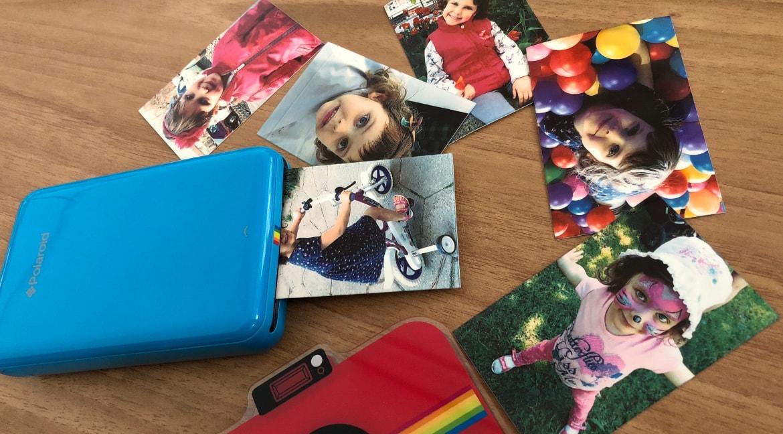 "Polaroid ZIP инстантни снимки хартия ZINK 2x3"""