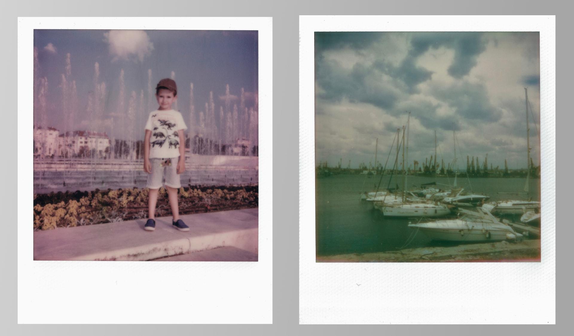 Филми Polaroid