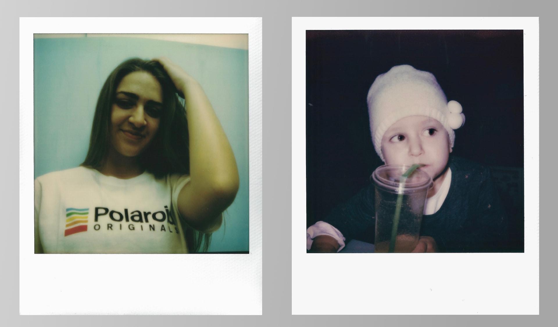 Фотоапарат Polaroid OneStep