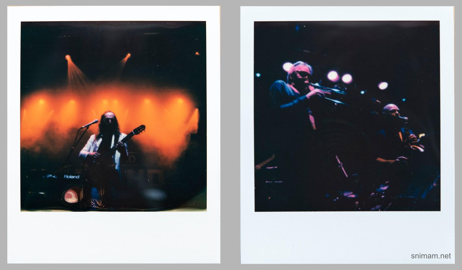 Снимки Polaroid