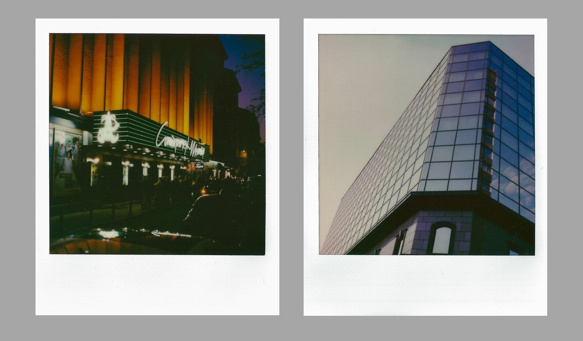 Фотоапарат Polaroid SLR680