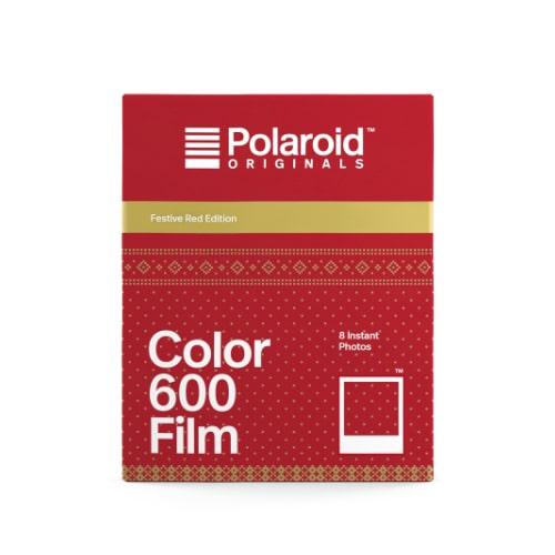 Film Polaroid Originals Color film Festive Red