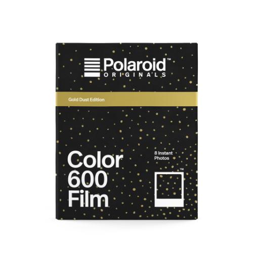 Film Polaroid Originals Color film Golden Dust